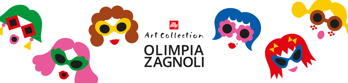 OLIMPIA ZAGNOLI: THE NEW ILLY ART COLLECTION