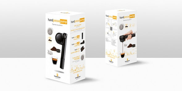 Handpresso Pump black