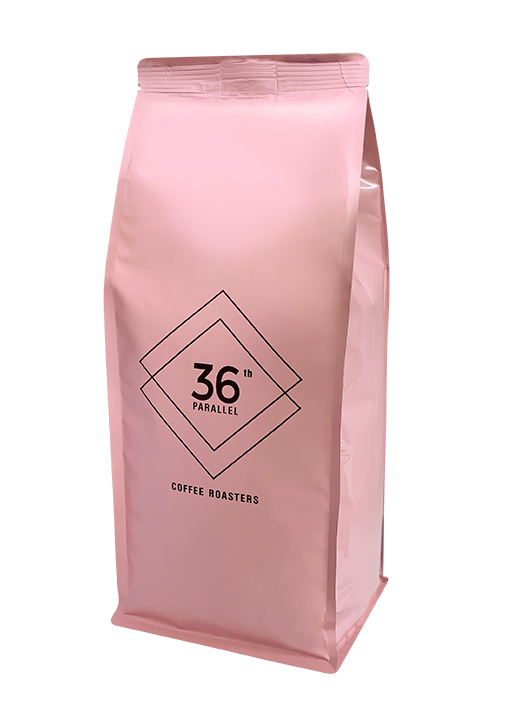 36th Parallel Coffee - DECAF Beans - 1KG