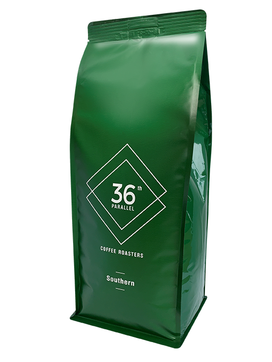36th Parallel Coffee - Southern Blend - 1KG