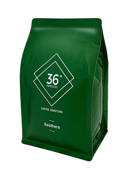 36th Parallel Coffee - Southern Blend - 250 gram