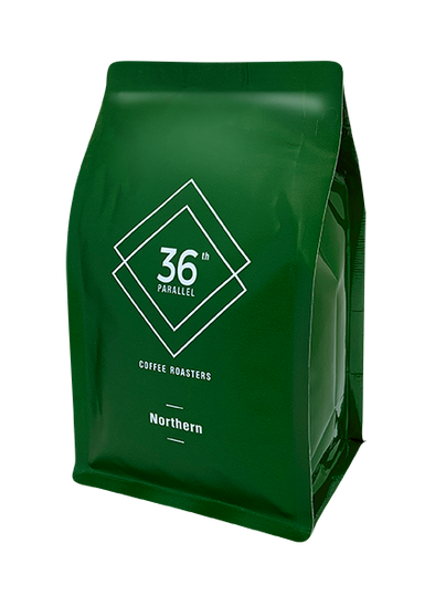 36th Parallel Coffee - Northern Blend - 250 gram