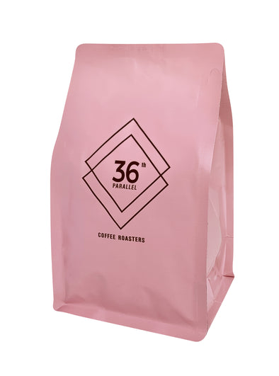 36th Parallel Coffee 250 gram DECAF