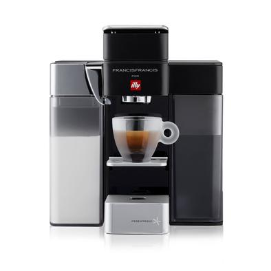 Subscribe to a 12 month coffee capsule contract and receive an illy Y5 MILK coffee machine for $30 PER MONTH.