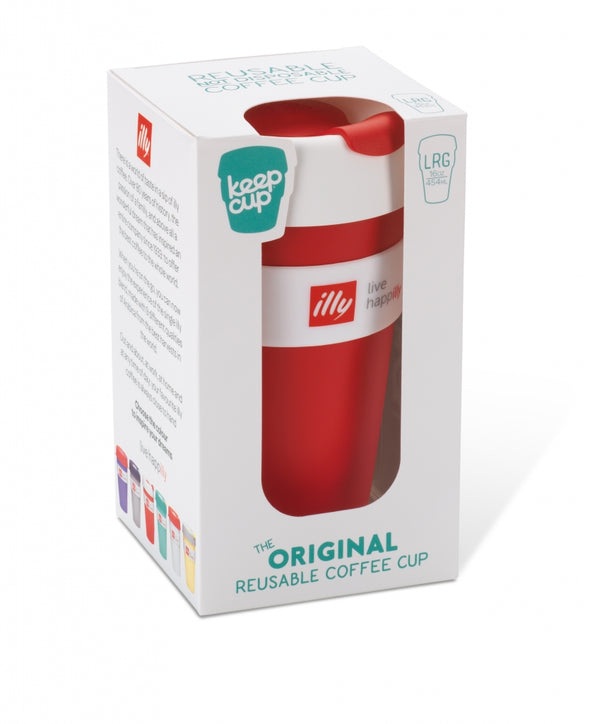 live happilly KeepCup - 12 Oz