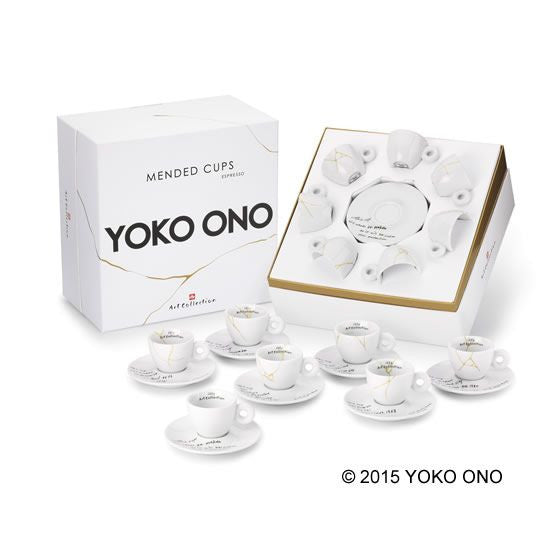 Yoko Ono MENDED CUPS - Cup Collection