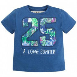 mayoral baby boy navy 25 t shirt