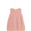 Mini A Ture, Vanessa Dress, Cameo Rose Brown
