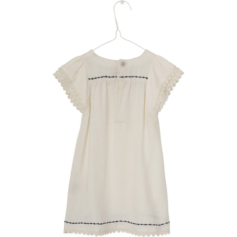 Mini A Ture, Begitta Dress, Antique White