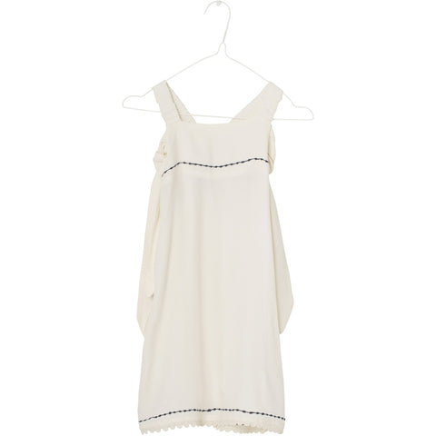 Mini A Ture, Bertine Dress, White