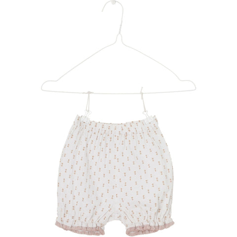 Mini A Ture, Faith Bloomers, White
