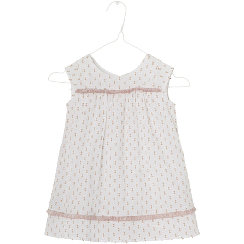 Mini A Ture, Filine Dress, White