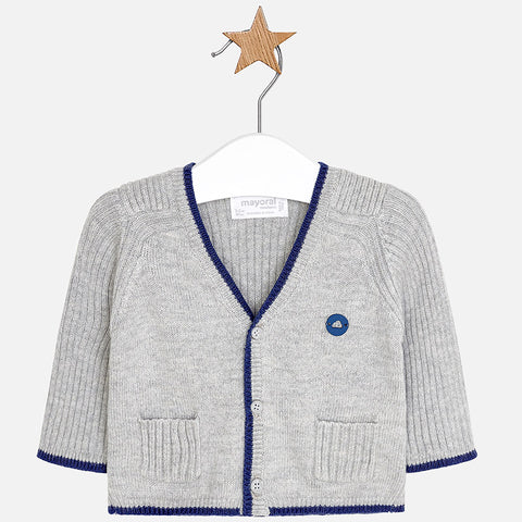 Mayoral Newborn Baby Boy Moon Pullover