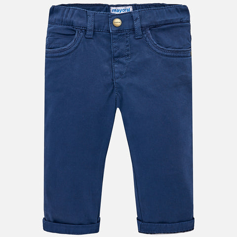 Mayoral Baby Twill Pants