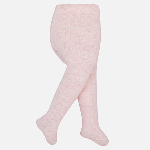 Mayoral Newborn Baby Girl tights: rose