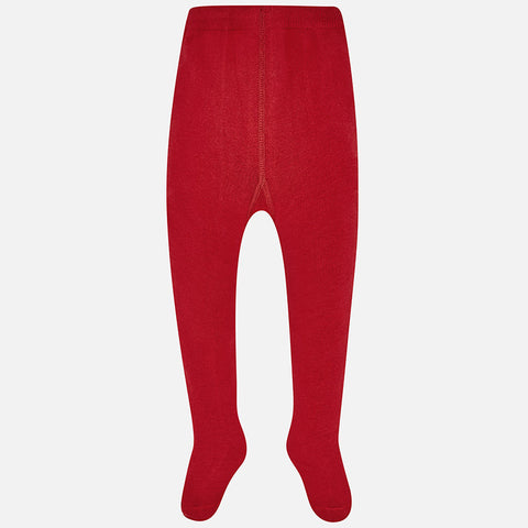 Mayoral Red Tights