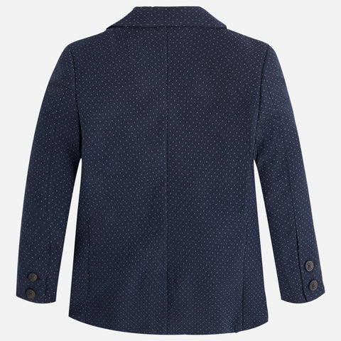 Mayoral Boys Navy Blazer