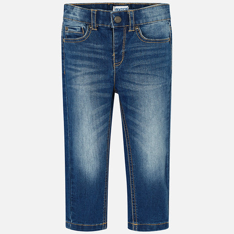 Mayoral Boys Basic Regular Fit Jeans