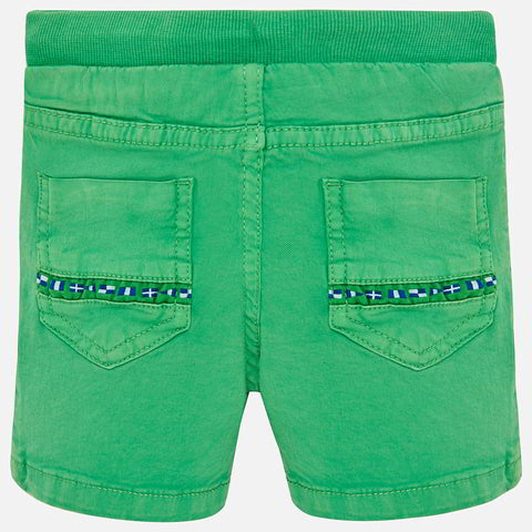Mayoral Baby Boy Green Shorts