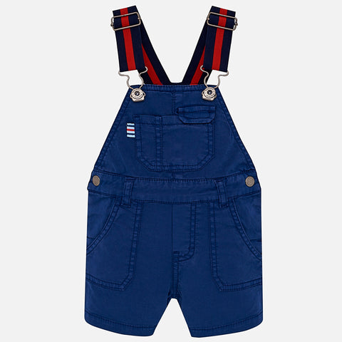 Mayoral Baby Boy Dungaree Shorts