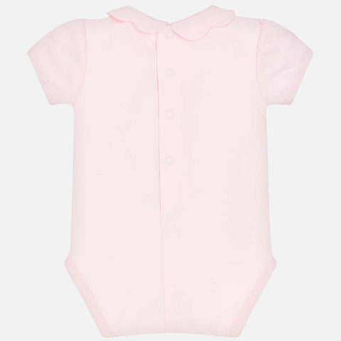 Mayoral Newborn Girl Rose Body