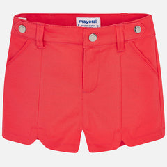 Mayoral Girls Satin Shorts