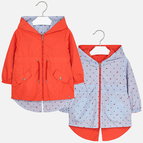 Mayoral Girls Reversible Windbreaker
