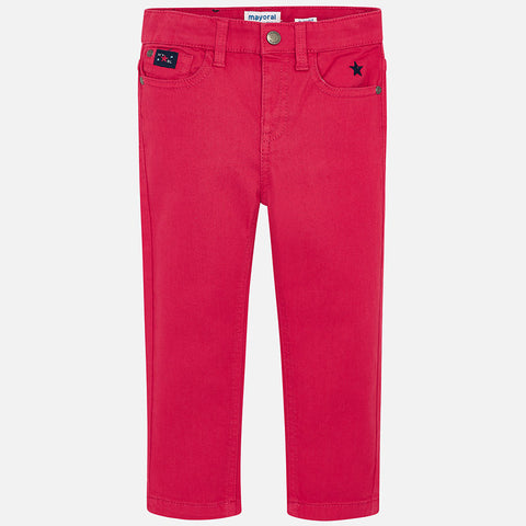 Mayoral Boys Twill Trousers