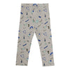 Soft Gallery, Baby Peta Leggings, Grey Melange, Freestyle