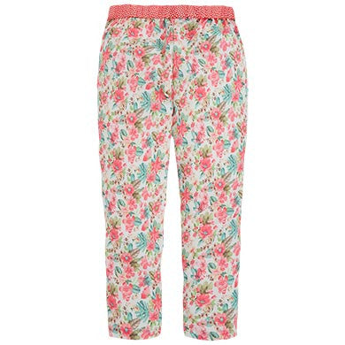 mayoral girls printed trousers