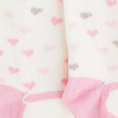 AW15 Mayoral Baby Rose Heart Tights