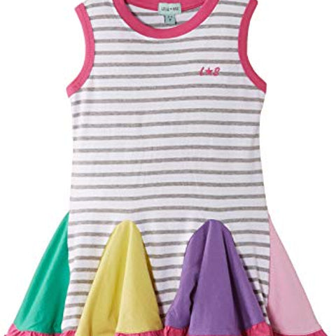 Lilly & Sid Super Swirly Insert Dress
