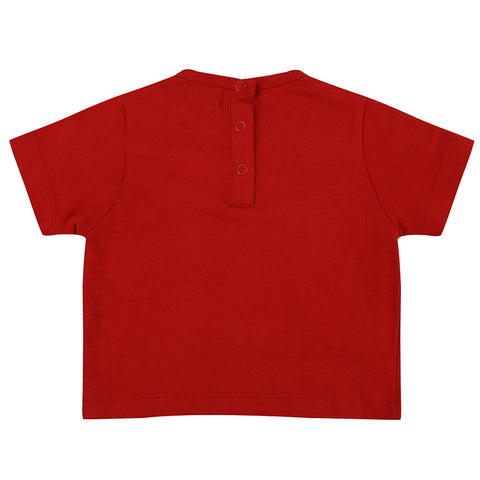 Lilly & Sid Baby Boy Red T-Shirt