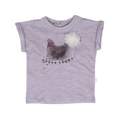 Aya Naya, Janni T-Shirt, Light Amethyst