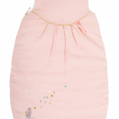 Moulin Roty Girls Sleeping Bag
