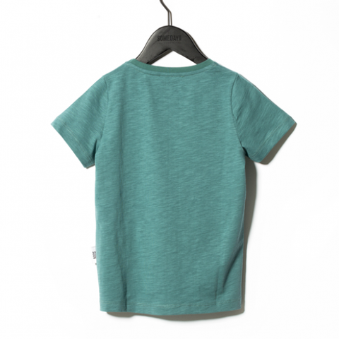 Someday Soon, Jazzy T-Shirt, Aqua