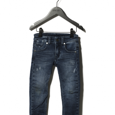 Someday Soon, Jonas Denim Pants, Blue