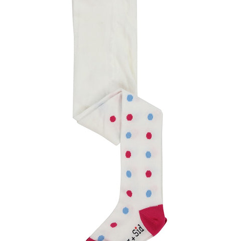 Lilly & Sid, Kids Dotty Tights