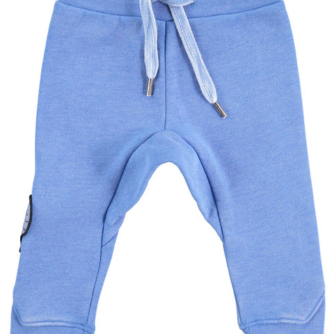 Molo, Baby Boy Strom Pants, Tomboy Blue