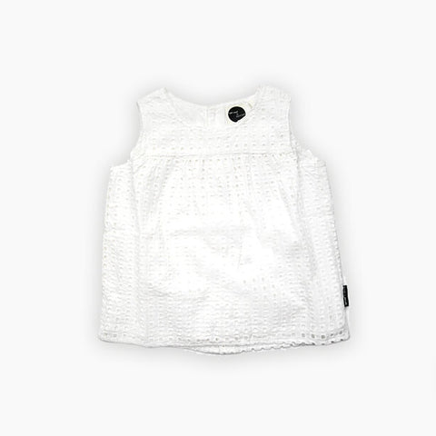 Sproet & Sprout, Lace Top, Off White
