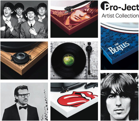 ARTIST COLLECTION - Pro-Ject Limited Editions
