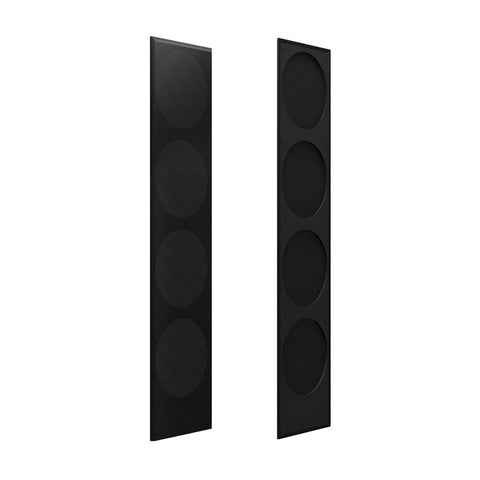 KEF Q-Grilles (Optionale Frontabdeckung)