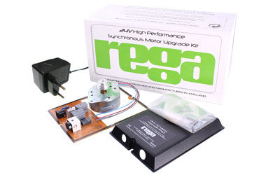 Rega Upgrade Kit 24V Motor