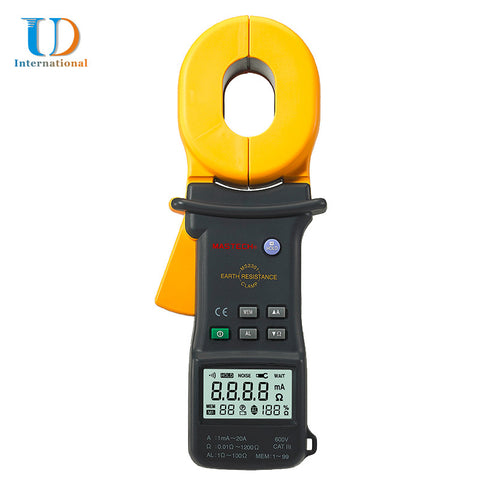 0.01Ohm High Accuracy Low Resistance Clamp Earth Resistance Tester MS2301 - FREE SHIPPING - 2Ground