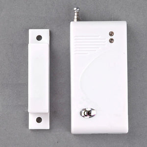433 Mhz Sensors & Alarms Contact Wireless Door Window Magnet Entry Detector Sensor Free Shipping - 2Ground