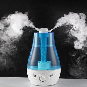 ATWFS 3L Air Humidifier Ultrasonic Aroma Diffuser Humidifier for home Essential Oil Diffuser Mist Maker Fogger - FREE Shipping - 2Ground