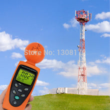 Digital 3-AXIS EMF RF Radiation ElectroSmog Power Isotropic Meter 38mv ~ 11v/m Range Made in Taiwan Tester FREE SHIPPING! - 2Ground