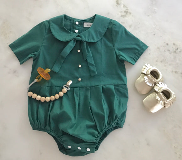 The Lou Romper (12m, 18m, 2, 3)