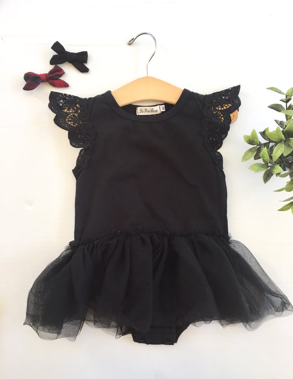 The Angie Tutu - Black (12/18, 2)