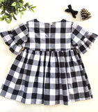 The Kate Buffalo Plaid Dress